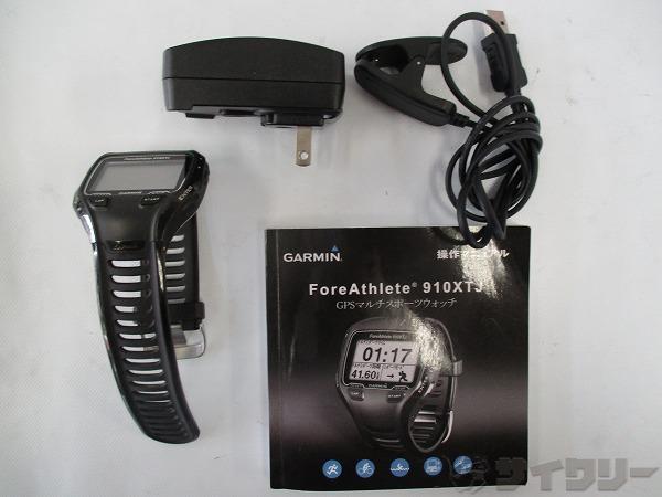 GPSマルチスポーツウォッチ 910XTJ ※バッテリー劣化
