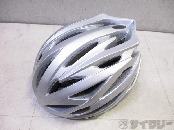 ヘルメット 2005年式 L/XLサイズ シルバー