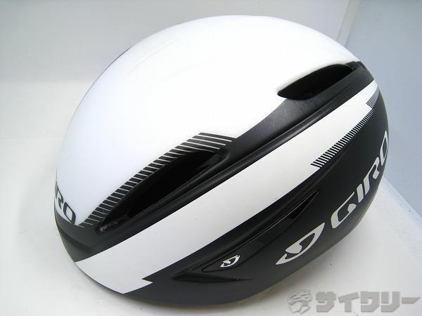 ヘルメット AIR ATTACK サイズ:L ホワイト/ブラック