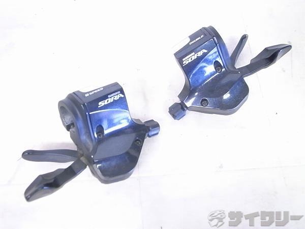 シフター SL-3500 SORA 2x9s