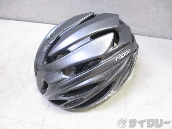 ヘルメット RAPIDO サイズ:L 59-62cm 2016年式