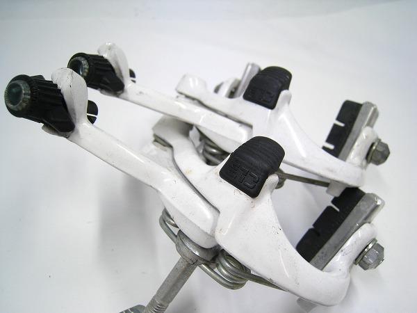 ブレーキキャリパーセット ホワイト