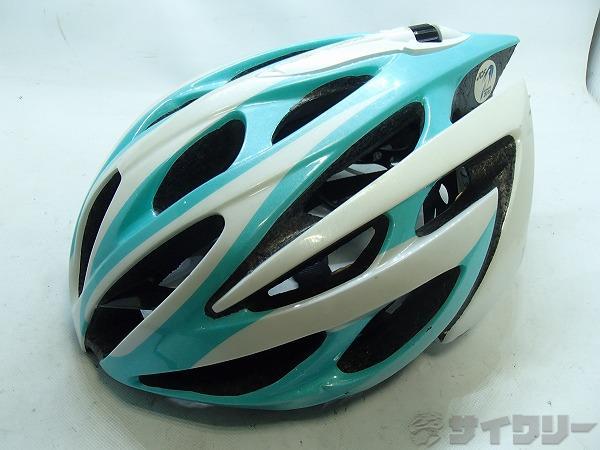 ヘルメット O2 チェレステカラー 62-64㎝