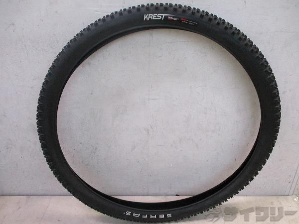 ブロックタイヤ KREST 29×2.10(52-622)