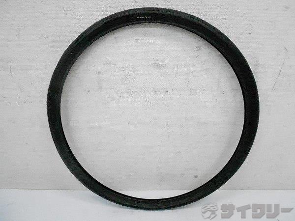 クリンチャータイヤ 20x1-1/8(451) ブラック