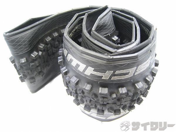 ブロックタイヤ HANS DAMPF 27.5x2.35
