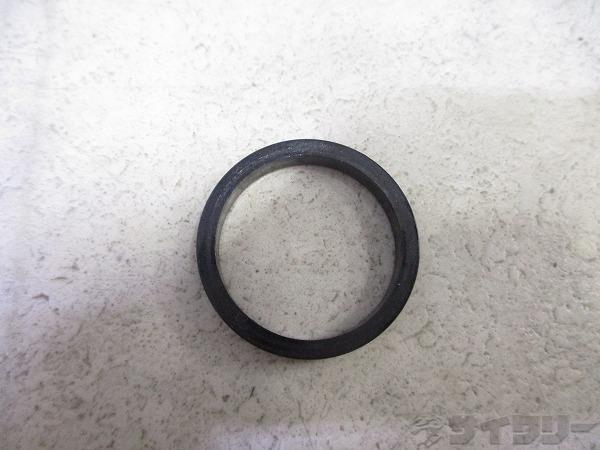 コラムスペーサー 5mm/28.6mm(OS) ブラック