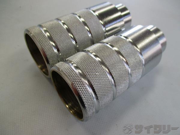 ペグ 9.5mm シルバー