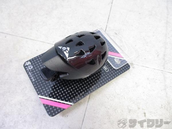 ヘルメットベル Φ22.2mm ブラック