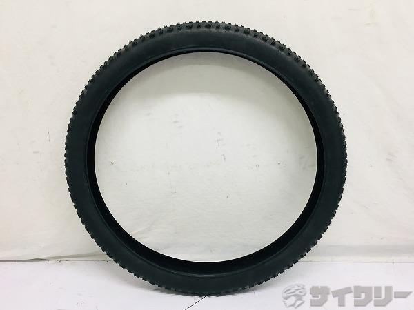 クリンチャータイヤ 27.5x2.8 ブラック