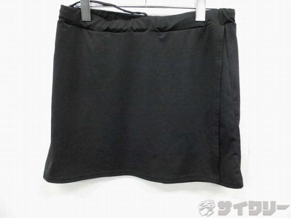 サイクルスカート? 69-85cm(L-LL) ブラック