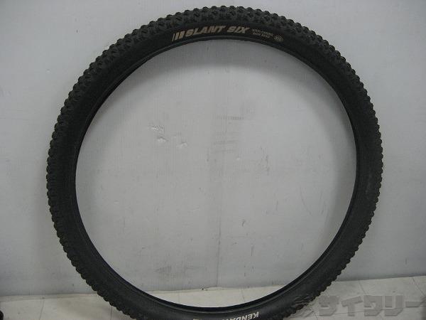 ブロックタイヤ SLANT SIX 26×2.1