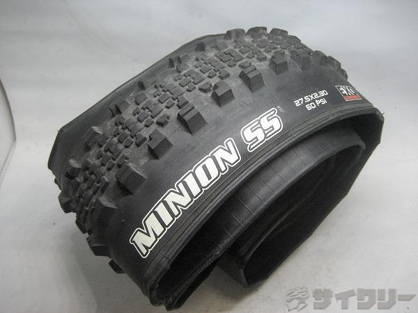 ブロックタイヤ MINION SS 27.5×2.3