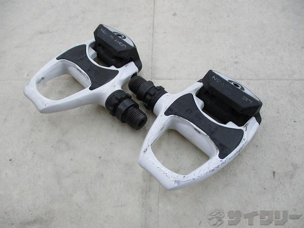 ビンディングペダル PD-R540 SPD-SL ホワイト