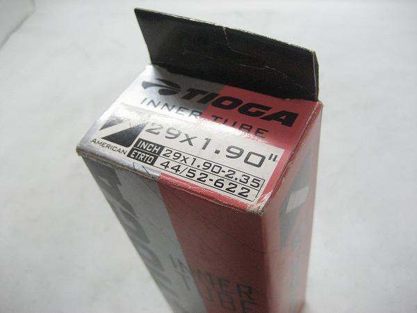 米式チューブ 29×1.90
