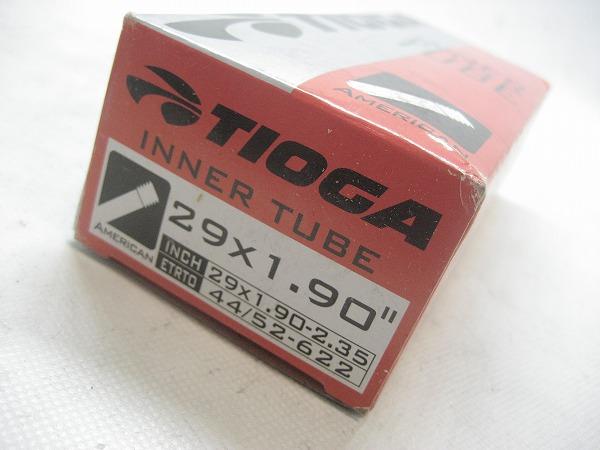 米式チューブ 29×1.90-2.35