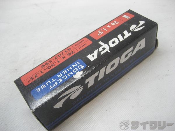 米式チューブ 26×1.50-1.75