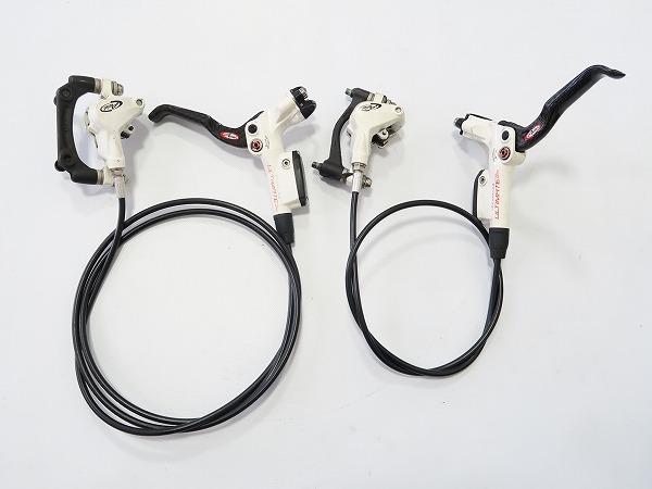 油圧ディスクブレーキレバー&キャリパー ULTIMATE SL MAG 695mm/1460mm