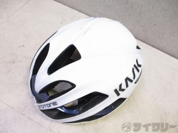 ヘルメット PROTONE 2.0 Mサイズ(52-58) 2015年式 凹みあり