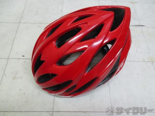 ヘルメット サイズフリー 2006 レッド ※注あり