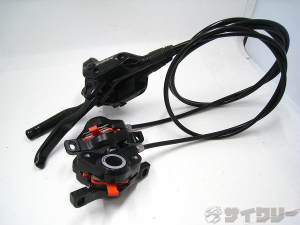 油圧ディスクブレーキセット BL-M355/BR-M355 770x1270㎜
