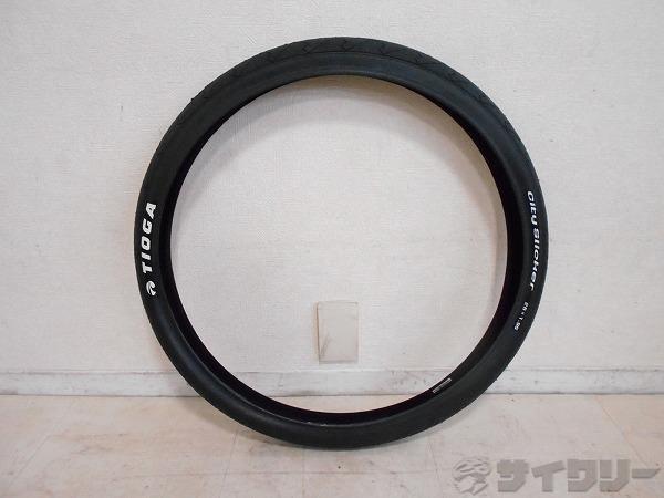 タイヤ City Slicker 26×1.95 ブラック