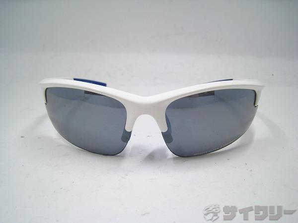 アイウェア LBR-334-9 ホワイト/ブルー