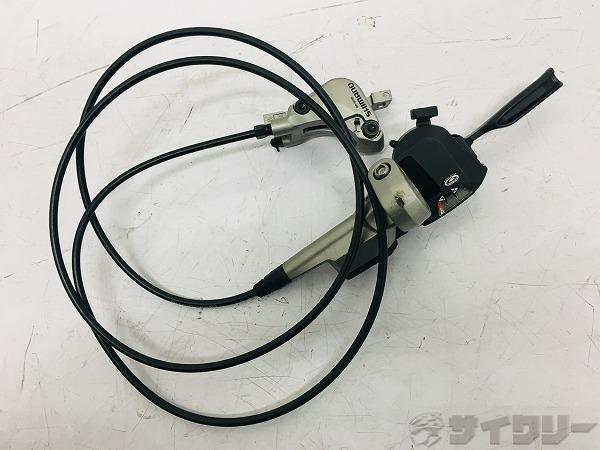 デュアルコントロールレバー 油圧ブレーキ式 ST-M585/BR-M585
