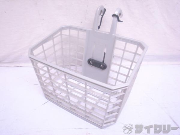 フロント用コンパクトバスケット FB-018 ホワイト