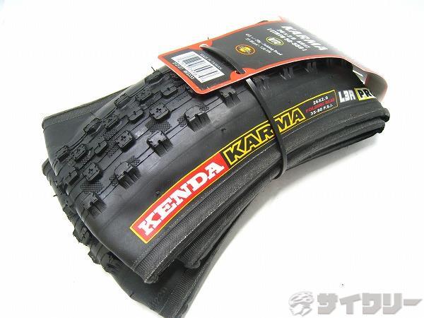クリンチャータイヤ KARMA 26x2.0(50-559)