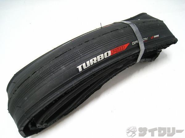 クリンチャータイヤ TURBO PRO 700x26c