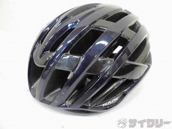 ヘルメット VALEGRO M(52-58cm) ネイビーブルー