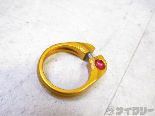 シートクランプ Φ34.9mm ゴールド