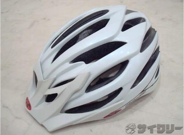 ヘルメット FARO S/Mサイズ ホワイト
