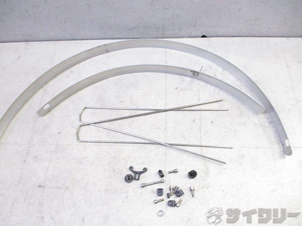 フェンダーセット 700c クロス用 ナット欠品