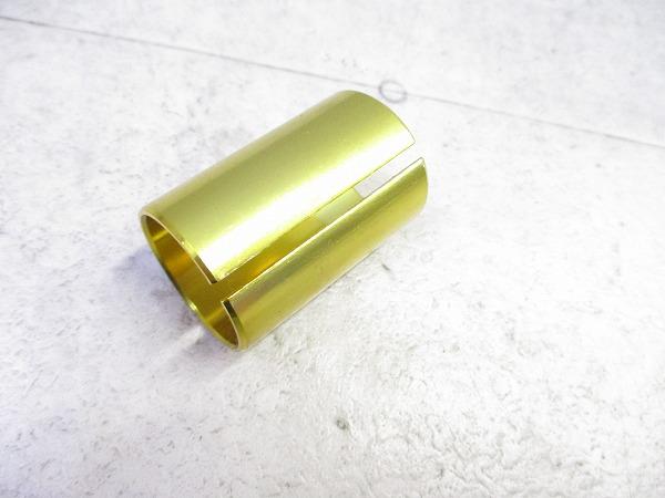 コラムアダプター 25.4→28.6mm 42mm ゴールド