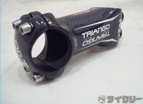アヘッドステム TRIANGO 80mm/φ31.8mm/OS