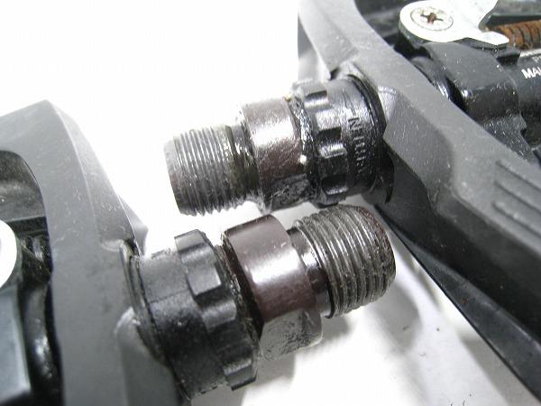 ビンディングペダル PD-T400 SPD