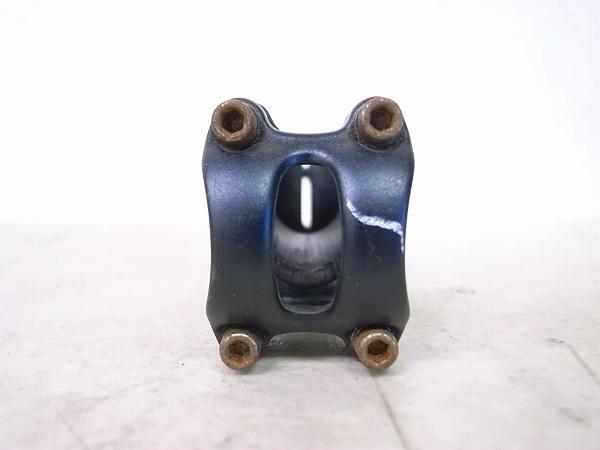 アヘッドステム 31.8/100/28.6mm ブラック ※ボルトサビあり