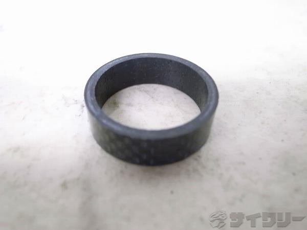カーボンコラムスペーサー OS/10mm ブラック
