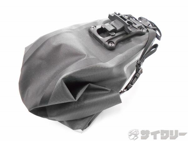 サドルバッグ2 ストレートブラック 1.6L