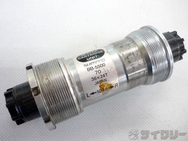 ボトムブラケット BB-5500 105 ITA 109.5mm