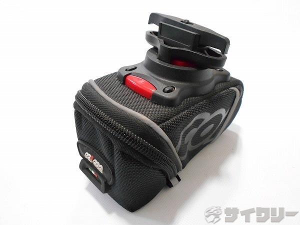 サドルバッグ 125×75×80mm(実測) ブラック