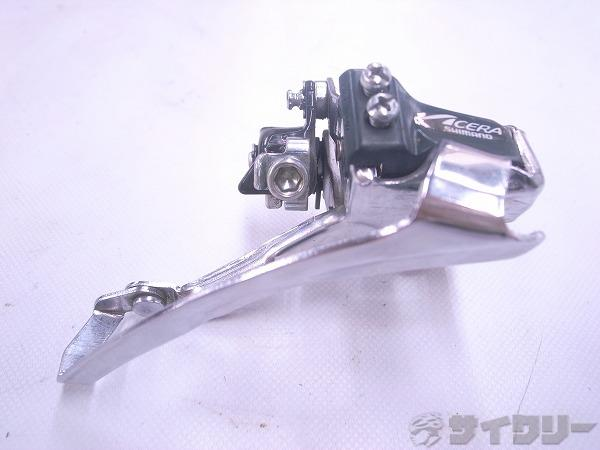 フロントディレイラー FD-M330 ACERA 31.8mm 3s