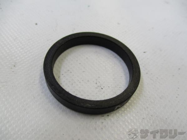コラムスペーサー 5mm/28.6mm ブラック
