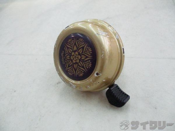キズ大 ベル ゴールド 22.2mm