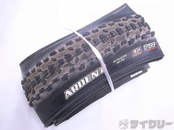 クリンチャータイヤ ARDENT 27.5x2.25 ブラック