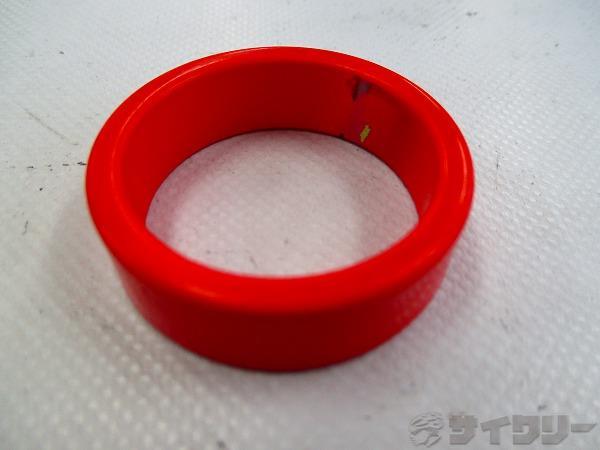 コラムスペーサー レッド 5mm(OS)