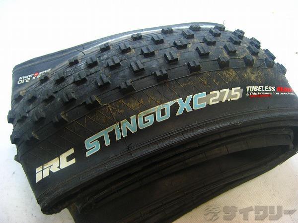 タイヤ STINGO XC 27.5X2.10