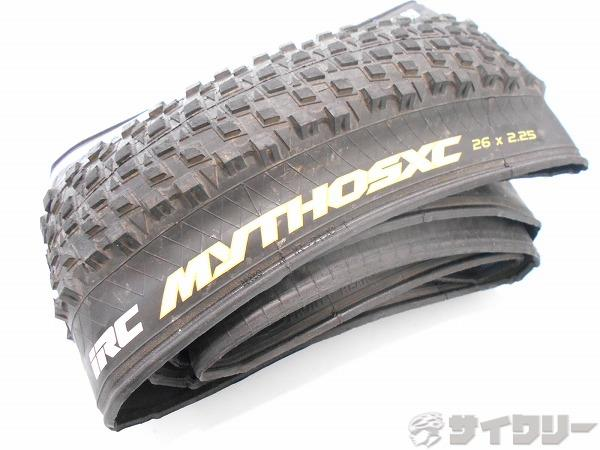 ブロックタイヤ MYTHOSXC 26x2.25 ブラック